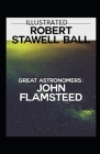 Great Astronomers: John Flamsteed Illustrated Cover Image