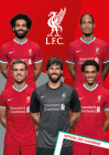 The Official Liverpool F.C. Calendar 2021 Cover Image
