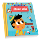 My First Fairy Tales: Pinocchio Cover Image