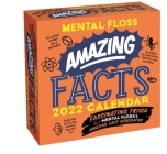Amazing Facts from Mental Floss 2022 Day-to-Day Calendar: Fascinating Trivia From Mental Floss's Amazing Fact Generator Cover Image