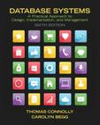 Database Systems: A Practical Approach to Design, Implementation, and Management Cover Image