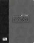 John C. Maxwell Signature Planner (Gray/Black LeatherLuxe®) Cover Image