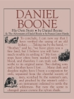Daniel Boone: His Own Story: His Own Story Cover Image