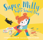 Super Milly and the Super School Day Cover Image
