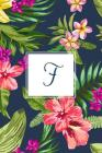 F: Tropical Floral, 150 Pages, 6