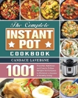 The Complete Instant Pot Cookbook Cover Image