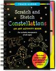 Scratch & Sketch Constellations (Trace-Along) [With Wooden Stylus] (Trace-Along Scratch and Sketch) Cover Image