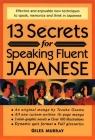 13 Secrets for Speaking Fluent Japanese Cover Image