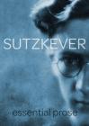 Sutzkever Essential Prose Cover Image