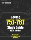 Boeing 757-767 Study Guide, 2020 Edition Cover Image