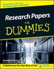 Research Papers for Dummies Cover Image