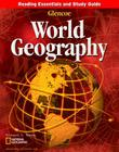 Glencoe World Geography Reading Essentials and Study Guide Student Workbook Cover Image