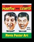 Dean Martin and Jerry Lewis Movie Poster Art Cover Image