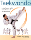 Taekwondo: A Step-By-Step Guide to the Korean Art of Self-Defense Cover Image