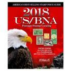 2018 Us/Bna Stamp Catalog Cover Image