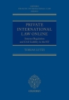 Private International Law Online: Internet Regulation and Civil Liability in the Eu Cover Image