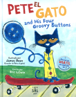 Pete El Gato and His Four Groovy Buttons Cover Image