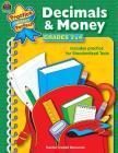 Decimals & Money Grades 3-4 (Practice Makes Perfect (Teacher Created Materials)) Cover Image