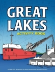 Great Lakes Activity Book (Color and Learn) Cover Image