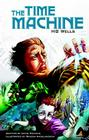 The Time Machine: The Graphic Novel (Campfire Graphic Novels) Cover Image