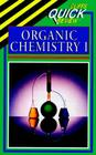 CliffsQuickReview Organic Chemistry I Cover Image