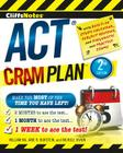 CliffsNotes ACT Cram Plan, 2nd Edition Cover Image