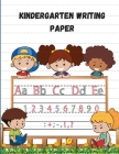 Kindergarten writing paper Cover Image