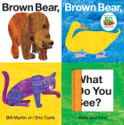 Brown Bear, Brown Bear, What Do You See? Slide and Find Cover Image