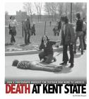 Death at Kent State: How a Photograph Brought the Vietnam War Home to America (Captured History) Cover Image