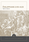 Philippians 2:19-4:23: Evangelical Exegetical Commentary Cover Image