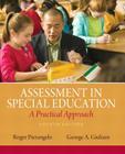 Pierangelo: Assessm Special Educat_4 Cover Image