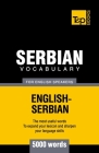 Serbian vocabulary for English speakers - 5000 words Cover Image