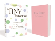 Tiny Testament Bible-NIV Cover Image