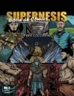 Supernesis Biblia de Cómics: Libro Para Colorear Cover Image