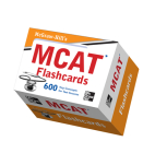 McGraw-Hill's MCAT Flashcards Cover Image