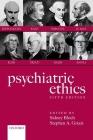 Psychiatric Ethics Cover Image