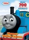 THOMAS' STICKER EXPRESS (Thomas & Friends) Cover Image