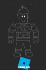 Roblox: ROBLOX COLORING BOOK THE NUMBER ONE COLORING BOOK ROBLOX COLORING BOOK for kids 2021 Cover Image