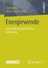 Energiewende: Eine Sozialwissenschaftliche Einführung Cover Image