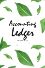 Accounting Ledger for Business (6x9 Softcover Log Book / Tracker / Planner) Cover Image