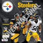 Pittsburgh Steelers 2019 12x12 Team Wall Calendar Cover Image