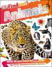 DKfindout! Animals (DK findout!) Cover Image