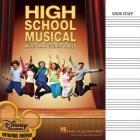 High School Musical Manuscript Paper Cover Image