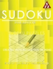 Sudoku For Adults: Sudoku Puzzles Created With Relaxation In Mind Cover Image