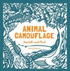 Animal Camouflage: A Search and Find Activity Book Cover Image