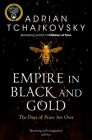 Empire in Black and Gold (Shadows of the Apt #1) Cover Image