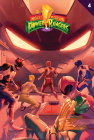 Mighty Morphin Power Rangers #4 Cover Image