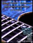 Ideas, Frases Y Ejercicios Para El Guitarrista Moderno Cover Image