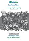 BABADADA black-and-white, Español de México - Leetspeak (US English), diccionario visual - p1c70r14l d1c710n4ry: Mexican Spanish - Leetspeak (US Engli Cover Image