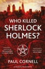 Who Killed Sherlock Holmes? (Shadow Police #3) Cover Image
